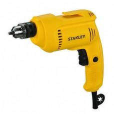 """Дриль безударний мереж """"Stanley"""". W= 550 Вт. 0-2800 об/хв. з ключним патроном 10мм STDR5510-RU"""
