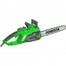 Пила електрична 2,6кВт ланцюгова бічний двигун FORESTA FS-2640S