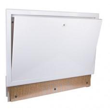 196 Колекторна шафа з замком для системи «Тепла підлога» 700 Icma