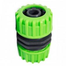 З'єднувач шлангів d  1/2 green Presto-PS 5808