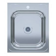 50х60 мийка лівий стіл polish (0,6мм) UA