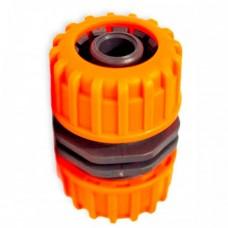 З'єднувач шлангів d  1/2 orange Presto-PS 5808