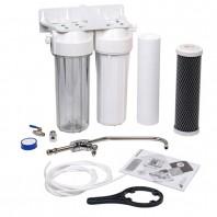 Система фільтрації двуступінчата FP2-W-K1 Aquafilter