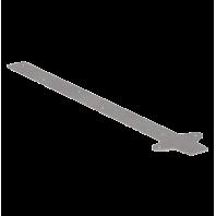 Подовжувач кронштейна ринви, оцинк. сталь 350 Rainway
