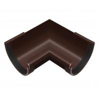 Коліно ринви внутрішнє  90  90* Rainway (коричневий)