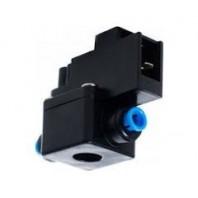 """Датчик високого тиску для насосів СЗО, 1/4 """"шланг, Quick Connect, чорний колір KP-CV6201B-Q"""