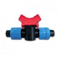 Кран з'єднувальний для стрічки Drip Tape SL-011-5