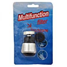 Аератор М-22/М24 поворотний Multifunction пластик