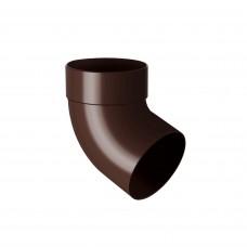 Відвід одномуфтовий 100 67* Rainway (коричневий)