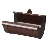 Муфта ринви  90 Rainway (коричневий)