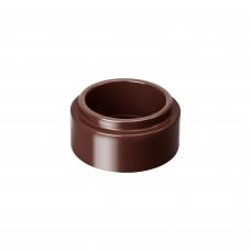 Адаптер труби 100/75 Rainway (коричневий)