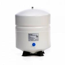 Бак металевий накопичувальний для систем ЗО, білого кольору,  12л Kaplya SPT-45w