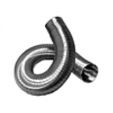 Вентиляційна гофра алюмінієва 120
