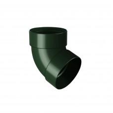 Відвід двохмуфтовий 100 67* Rainway (зелений)