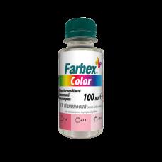 Водно-дисперсійний пігментний концентрат 100 мл зелений Farbex Color