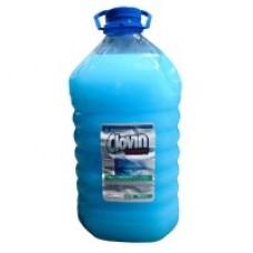 """Мило рідке Clovin Handy антибактеріальне """"Океанська свіжість"""" з гліцеріном 5000мл"""