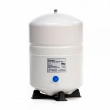 Бак металевий накопичувальний для систем ЗО, білого кольору,   8л Kaplya SPT-32w