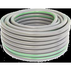 Шланг SYMMER Constraction чорний з зеленою смугою d  3/4  20м
