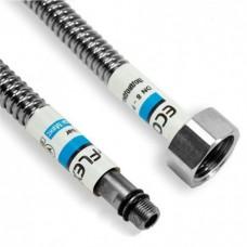 Шланг металевий нержавіючий ECOFLEX М10-1/2 0,3м