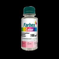 Водно-дисперсійний пігментний концентрат 100 мл червоний Farbex Color