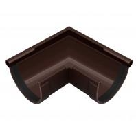 Коліно ринви зовнішнє 130  90* Rainway (коричневий)