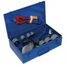 Паяльник для труб з PPR плоский maxi 850W DYTRON